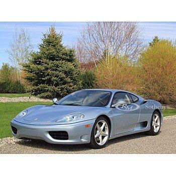 2001 Ferrari 360 Modena for sale 101558627