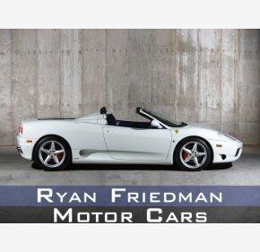 2001 Ferrari 360 for sale 101116551