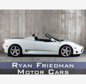 2001 Ferrari 360 for sale 101283855
