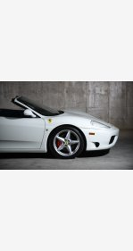 2001 Ferrari 360 for sale 101283855