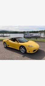 2001 Ferrari 360 for sale 101380327