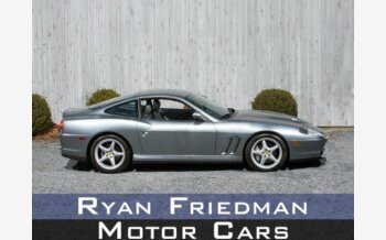 2001 Ferrari 550 Maranello Coupe for sale 100976310