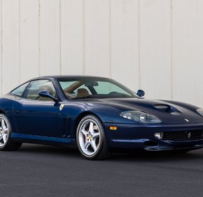 2001 Ferrari 550 Maranello for sale 101121680