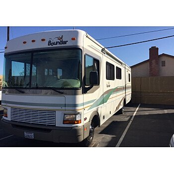 2001 Fleetwood Bounder for sale 300158491