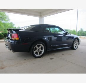 2001 Ford Mustang Cobra Convertible for sale 101206249