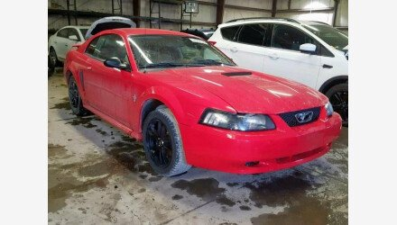 2001 Ford Mustang Coupe for sale 101107856