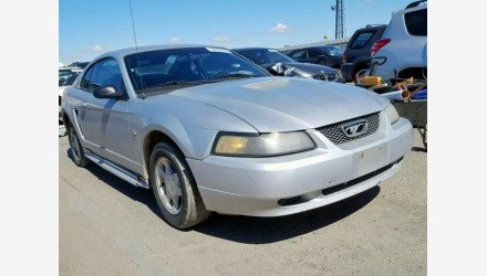2001 Ford Mustang Coupe for sale 101108577