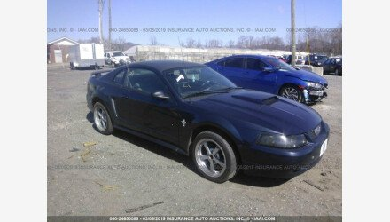 2001 Ford Mustang Coupe for sale 101109952
