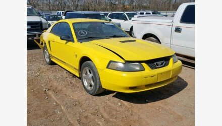2001 Ford Mustang Coupe for sale 101110732