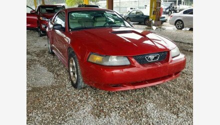 2001 Ford Mustang Coupe for sale 101111467