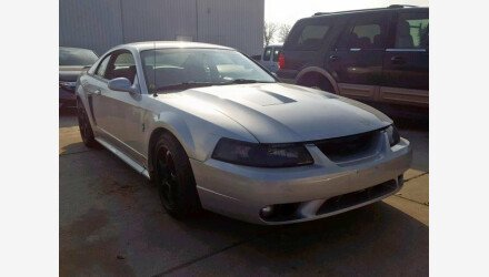 2001 Ford Mustang GT Coupe for sale 101112600