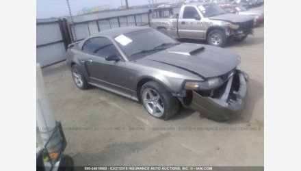 2001 Ford Mustang GT Coupe for sale 101116288