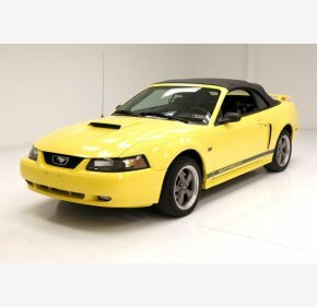 2001 Ford Mustang GT Convertible for sale 101116348