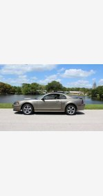 2001 Ford Mustang GT Coupe for sale 101117097