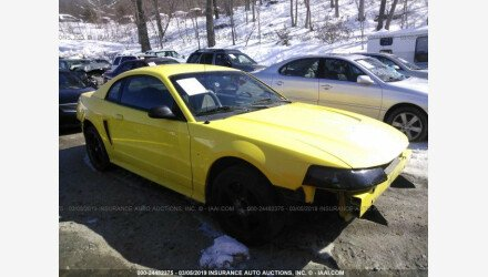 2001 Ford Mustang Cobra Coupe for sale 101119568