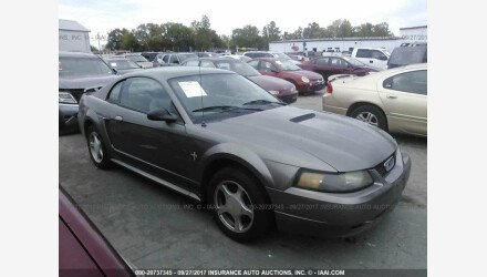 2001 Ford Mustang Coupe for sale 101124196