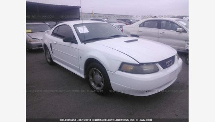2001 Ford Mustang Coupe for sale 101124198
