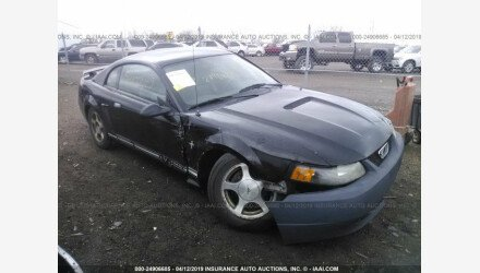 2001 Ford Mustang Coupe for sale 101125772