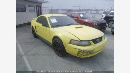 2001 Ford Mustang Coupe for sale 101125773