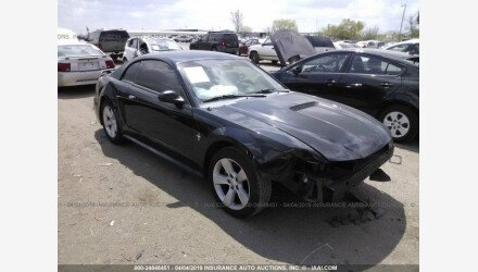 2001 Ford Mustang Coupe for sale 101126457