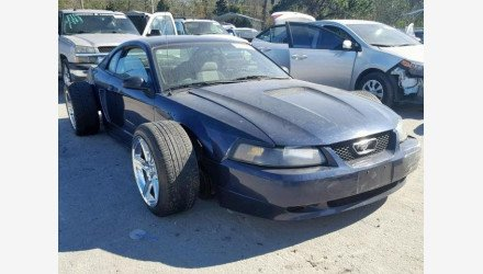2001 Ford Mustang Coupe for sale 101126909