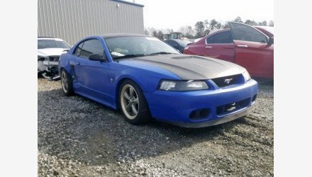 2001 Ford Mustang Coupe for sale 101126949