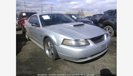 2001 Ford Mustang GT Coupe for sale 101127156