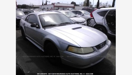 2001 Ford Mustang Coupe for sale 101127760