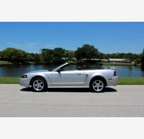 2001 Ford Mustang Cobra Convertible for sale 101130216