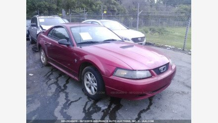 2001 Ford Mustang Coupe for sale 101190012