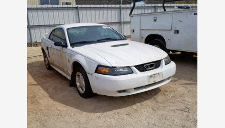2001 Ford Mustang Coupe for sale 101190532