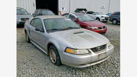 2001 Ford Mustang Coupe for sale 101190738