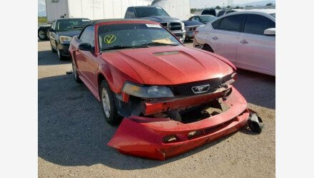 2001 Ford Mustang Convertible for sale 101191491