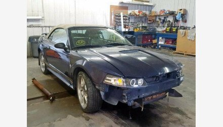 2001 Ford Mustang Convertible for sale 101194987