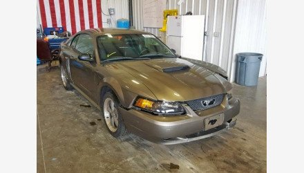 2001 Ford Mustang GT Coupe for sale 101205208