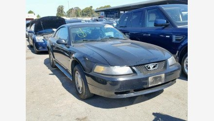 2001 Ford Mustang Coupe for sale 101205929