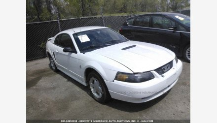 2001 Ford Mustang Coupe for sale 101205952