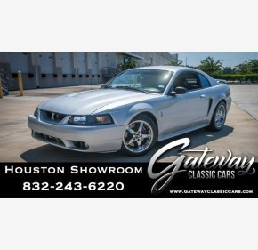 2001 Ford Mustang Cobra Coupe for sale 101206519