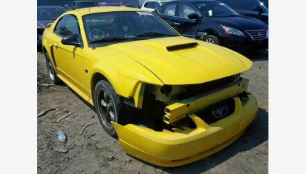 2001 Ford Mustang GT Coupe for sale 101206653