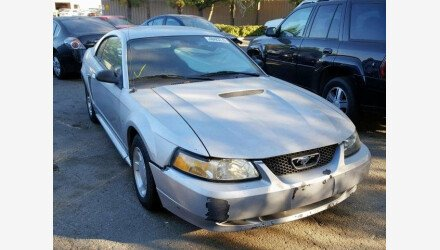 2001 Ford Mustang Coupe for sale 101206715