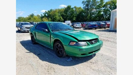 2001 Ford Mustang Coupe for sale 101206790