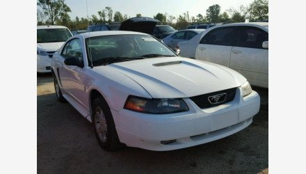 2001 Ford Mustang Coupe for sale 101217340