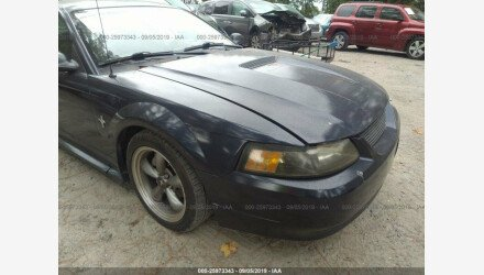 2001 Ford Mustang Coupe for sale 101220880