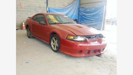 2001 Ford Mustang Coupe for sale 101222184