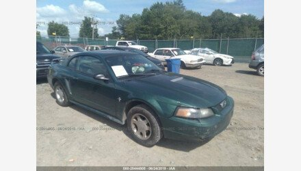 2001 Ford Mustang Coupe for sale 101224541