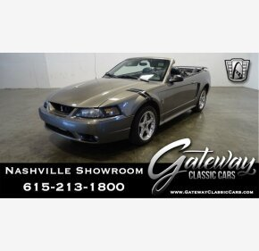 2001 Ford Mustang Cobra Convertible for sale 101240194