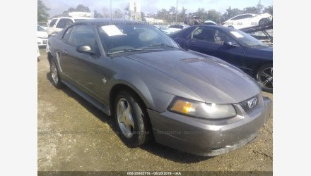 2001 Ford Mustang Coupe for sale 101241174