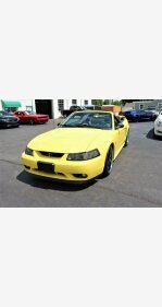 2001 Ford Mustang Cobra Convertible for sale 101305996