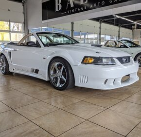 2001 Ford Mustang GT Convertible for sale 101328534