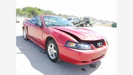 2001 Ford Mustang Convertible for sale 101328711